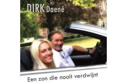 2015-09-11 Dirk Daené – Een zon die nooit verdwijnt – front