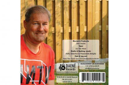 2016-07-27 Dirk Daené – Alle dagen zomer – back