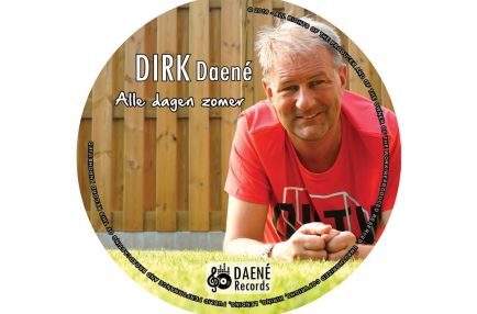 2016-07-27 Dirk Daené – Alle dagen zomer – cd-inlay