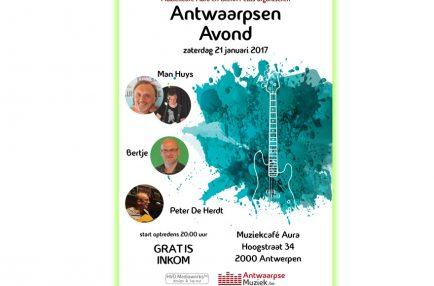 AntwerpseMuziek – 2017-01-21 Antwaarpsen Avond
