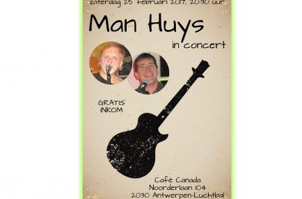 AntwerpseMuziek – 2017-02-25 Man Huys in concert