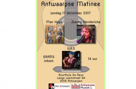 AntwerpseMuziek – 2017-12-17 Antwaarpse Matinee