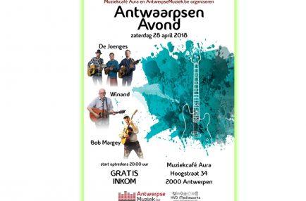 AntwerpseMuziek – 2018-04-28 Antwaarpsen Avond