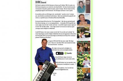 Dirk Daené – Het Grote Liedjesboek – Biografie