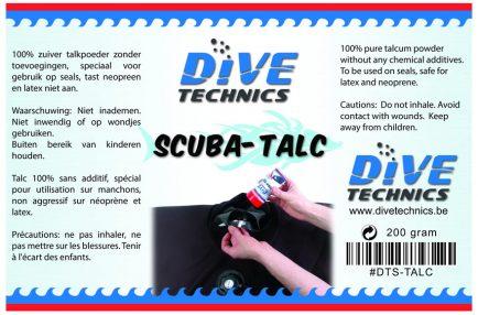 Dive Technics – Scuba-Talc