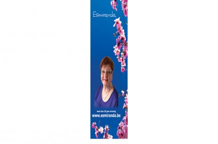 Esmiranda – Roll'up Banner – Rechts