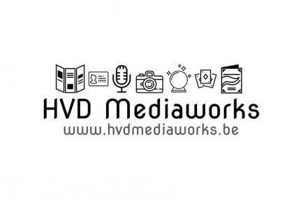 HVD Mediaworks – Logo