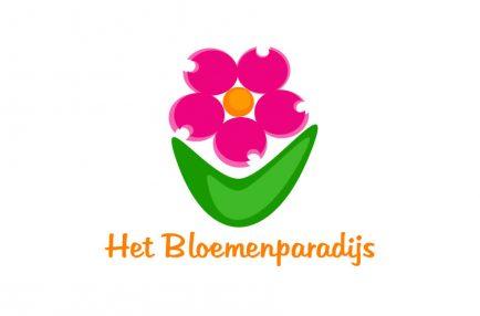 Het Bloemenparadijs – Logo