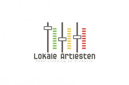 Lokale Artiesten – Logo
