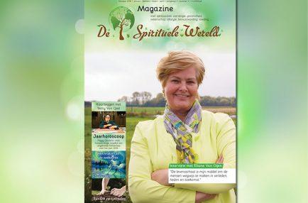 Magazine De Spirituele Wereld – Voorjaar 2018