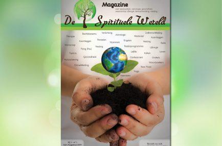 Magazine De Spirituele Wereld – Zomer 2017