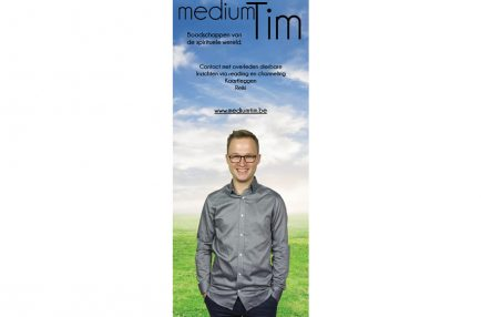 Medium Tim – Roll'up banner