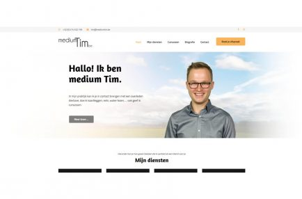 Medium Tim Website