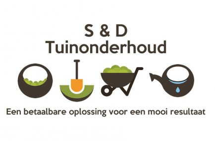 S&D Tuinonderhoud – Logo