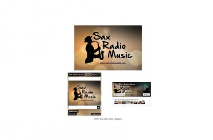 Sax Radio Music – Website