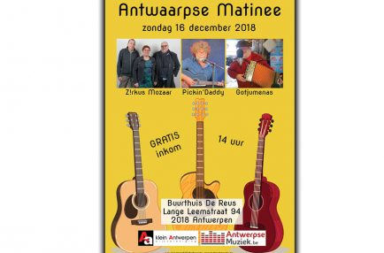 AntwerpseMuziek – 2018-12-16 Antwaarpse Matinee