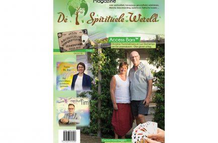Magazine De Spirituele Wereld, editie 5, Winter 2018